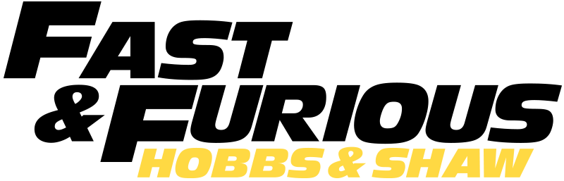 fast & furiour hobbs & shaw logo
